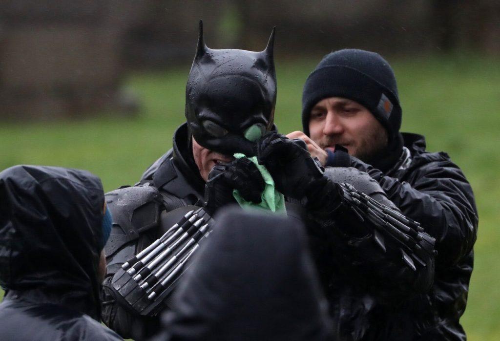 The batman 5