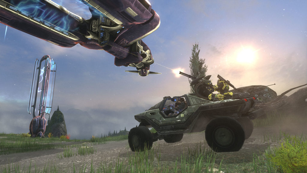 Como Halo Combat Evolved revolucionou os FPS nos consoles