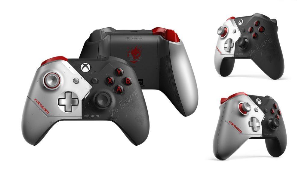 Cyberpunk 2077 Xbox One X 3