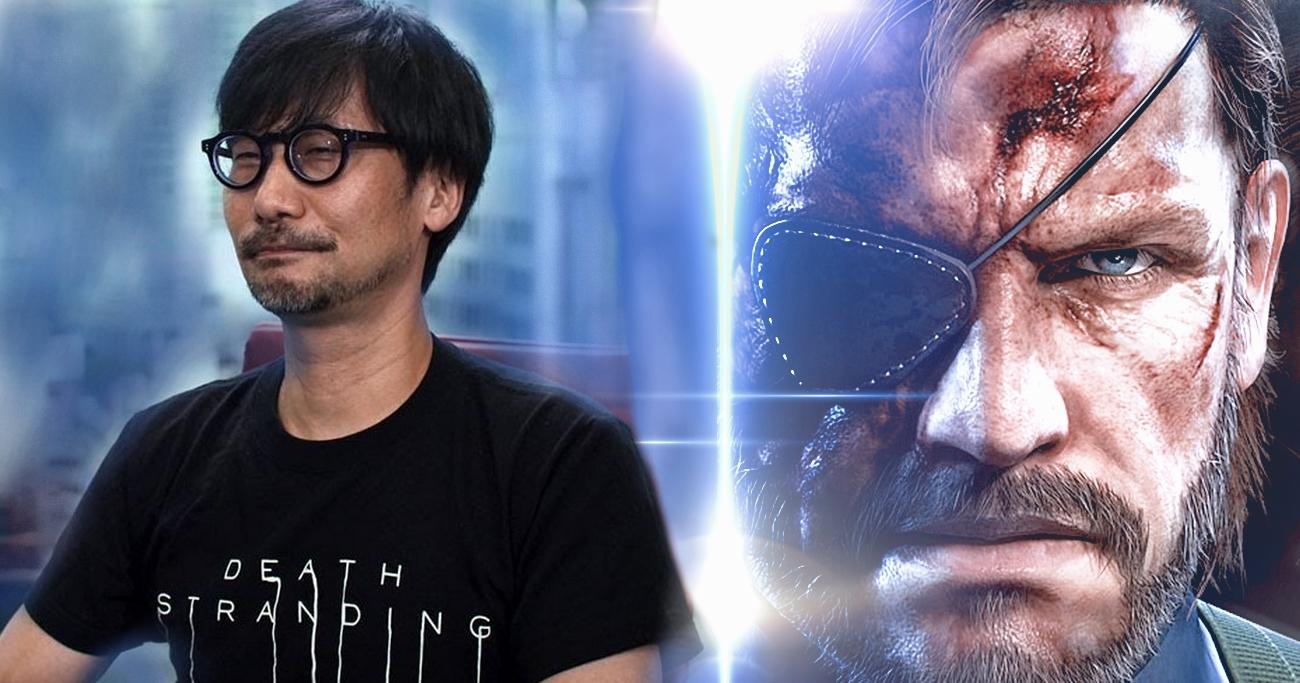 Hideo Kojima fala sobre início de carreira