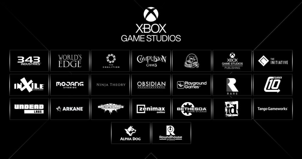 Xbox Game Studios 1