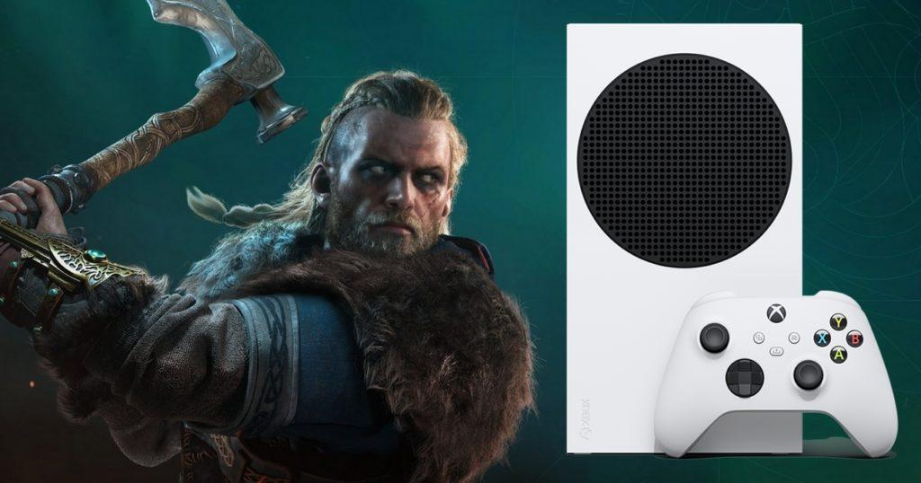 Assassins Creed Valhalla Xbox Series S