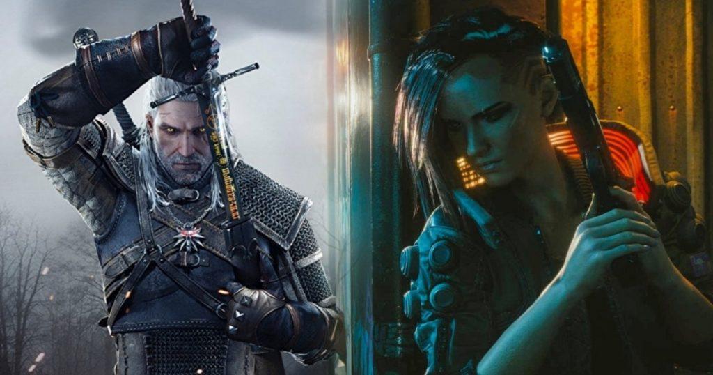 The Witcher 3 Cyberpunk 2077