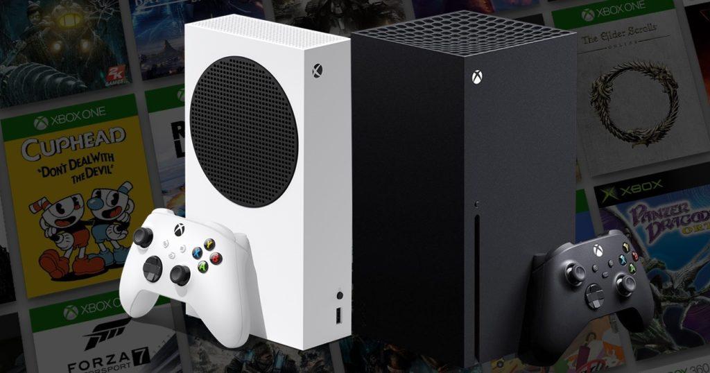 Xbox Series S Xbox Series X 8