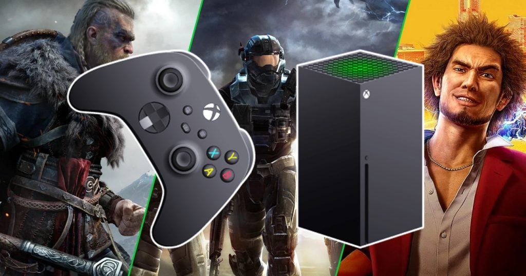 Xbox Series X Jogos