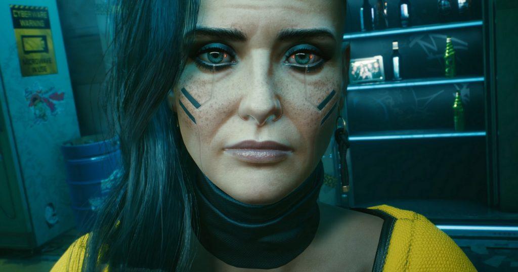 Cyberpunk 2077 Lançamento