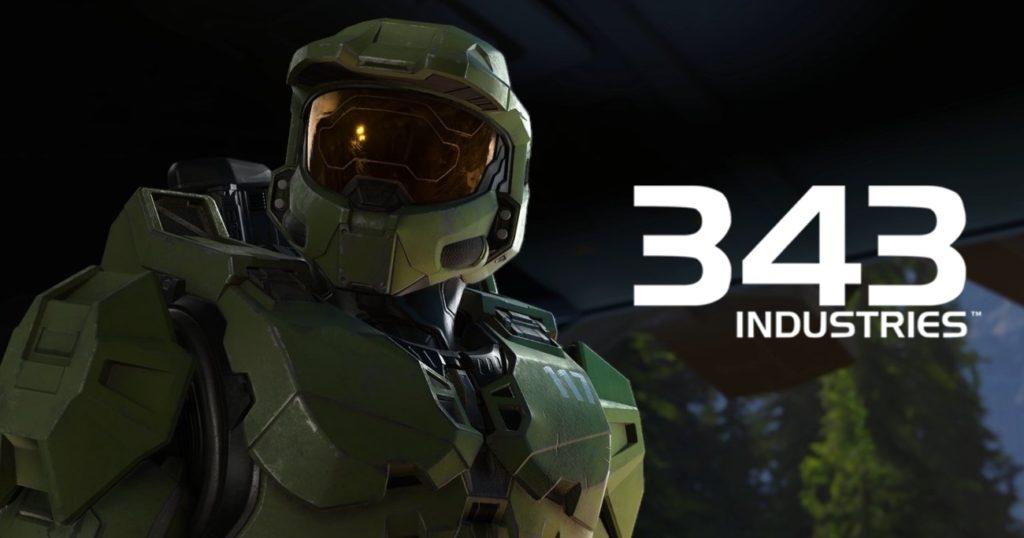 Halo Infinite 343 Industries