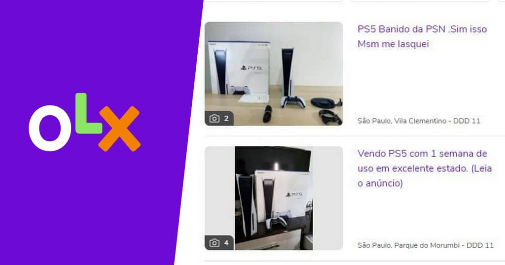PS5 OLX