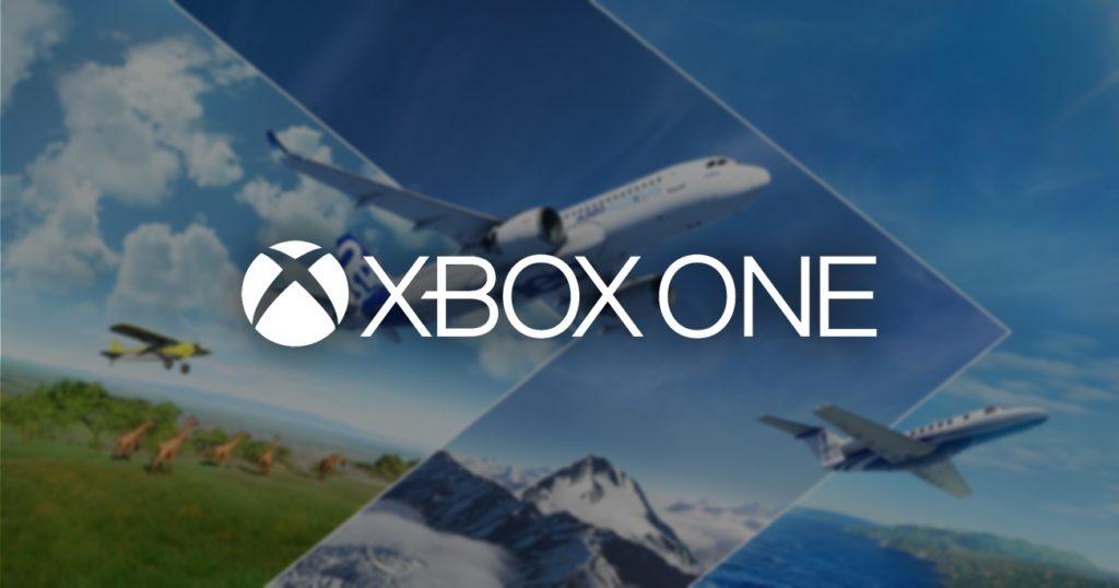 Xbox One Microsoft Flight Simulator