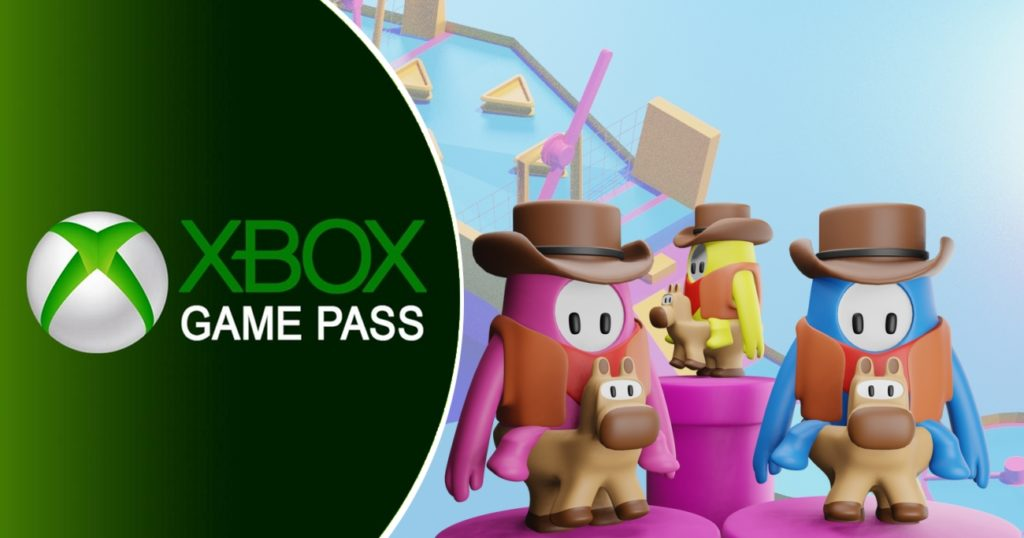 Fall Guys Ultimate Knockout Xbox Game Pass