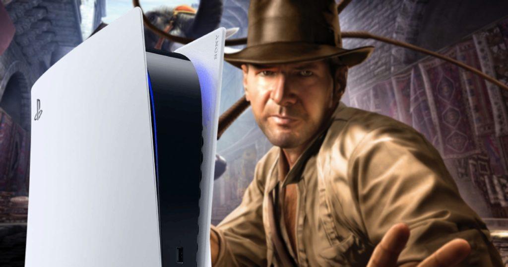 Indiana Jones PS5