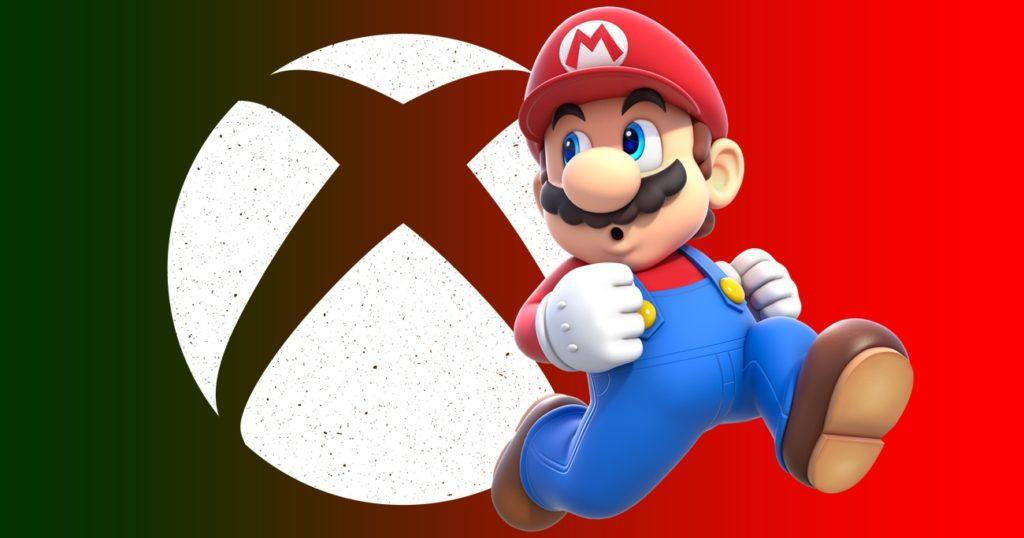 Microsoft Nintendo