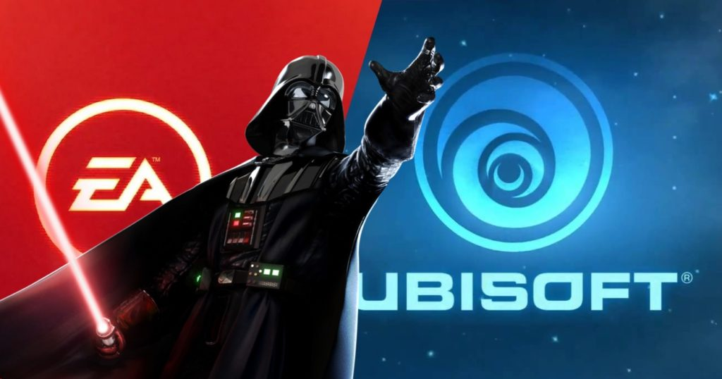 Star Wars EA Ubisoft