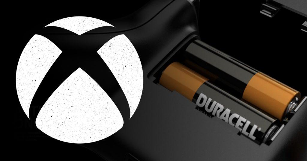 Xbox Duracell