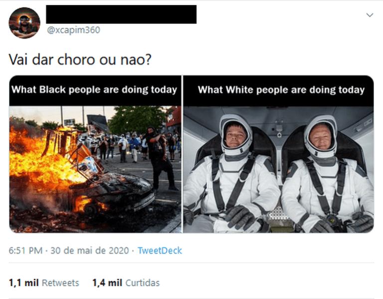 Xbox Mil Grau Racismo