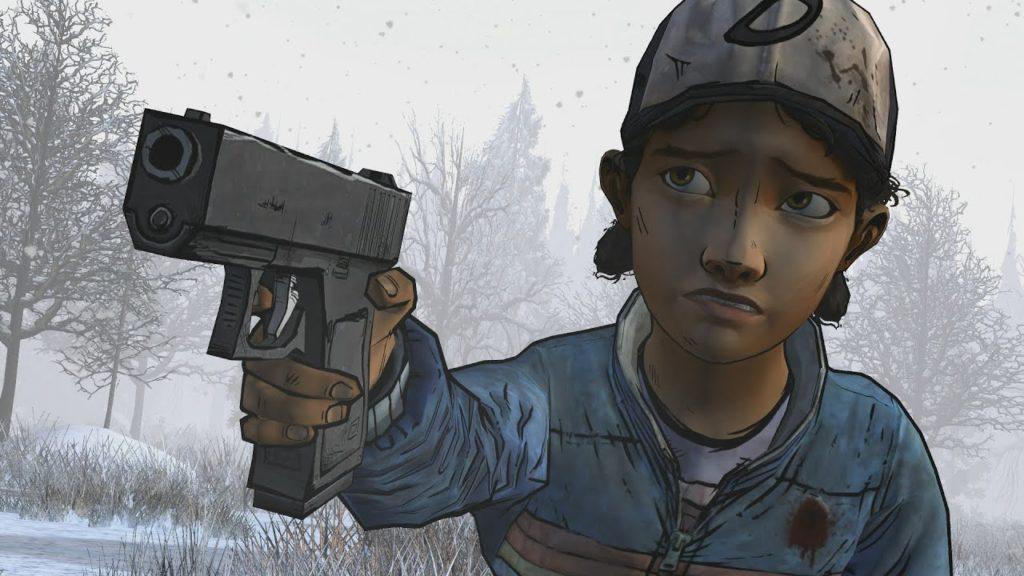 Clementine The Walking Dead