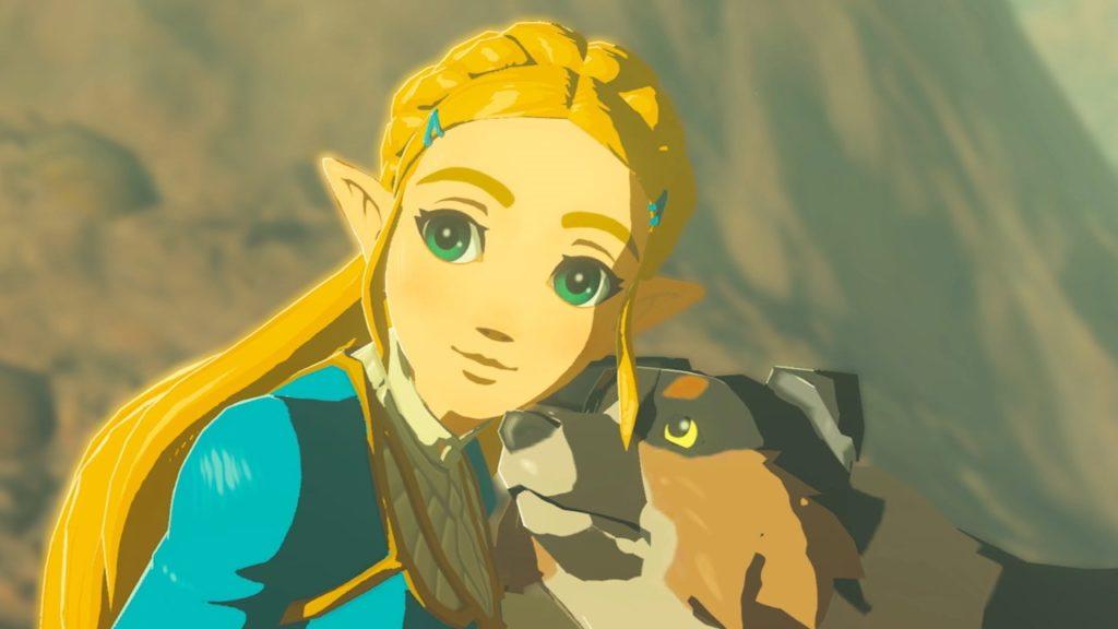 Zelda The Legend of Zelda