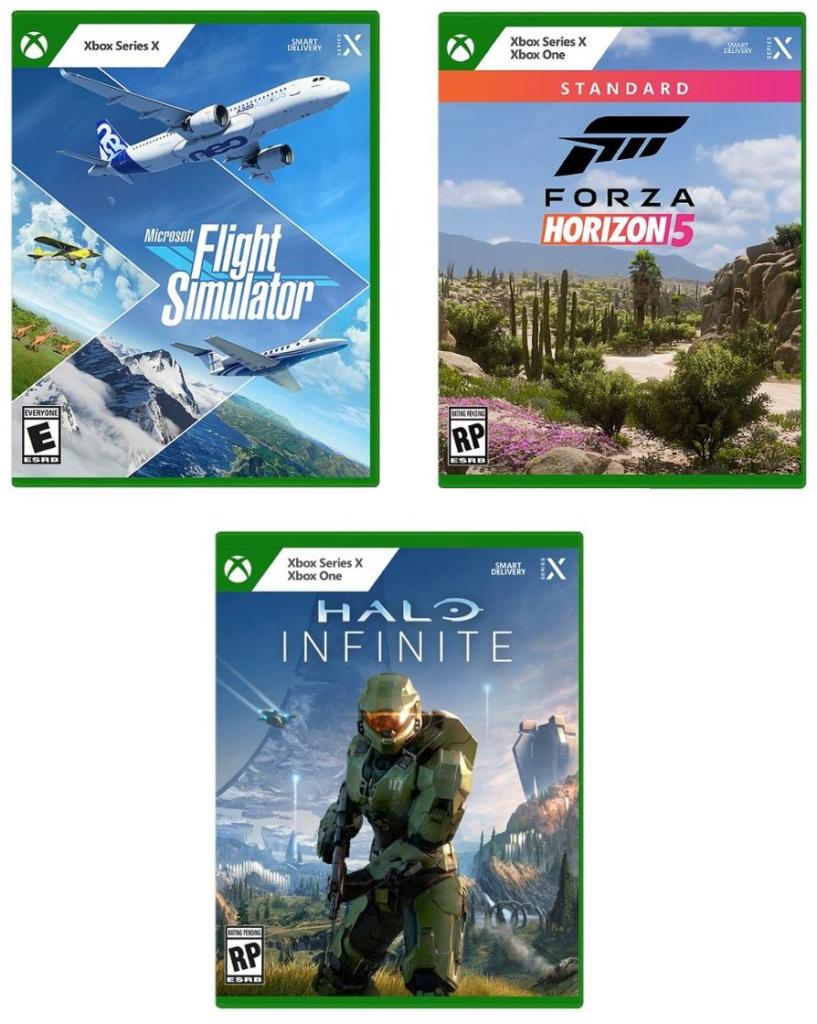 Capas Xbox